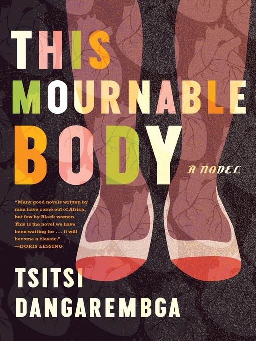 Cover of This Mournable Body