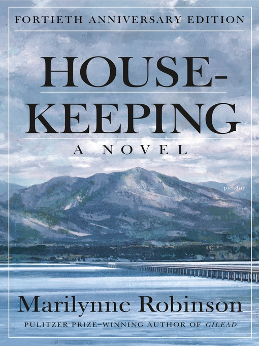 Title details for Housekeeping by Marilynne Robinson - Available