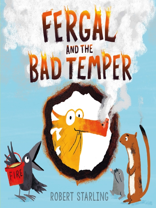 Title details for Fergal and the Bad Temper by Robert Starling - Wait list