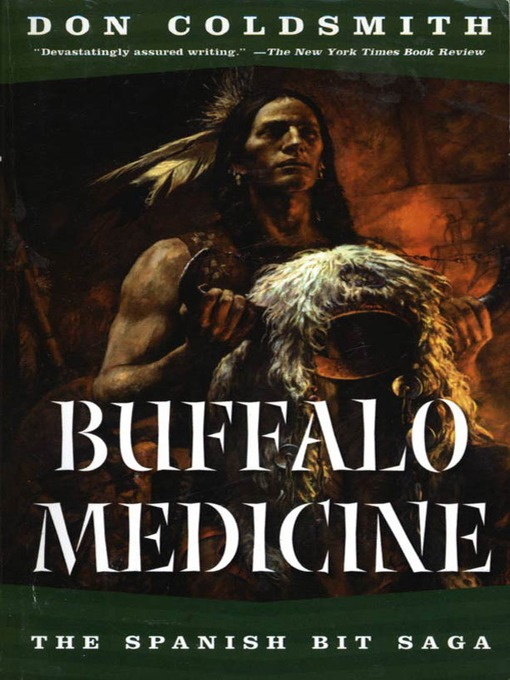 Title details for Buffalo Medicine by Don Coldsmith - Wait list