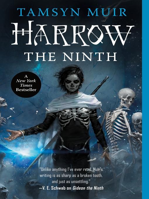 Cover: Harrow the Ninth