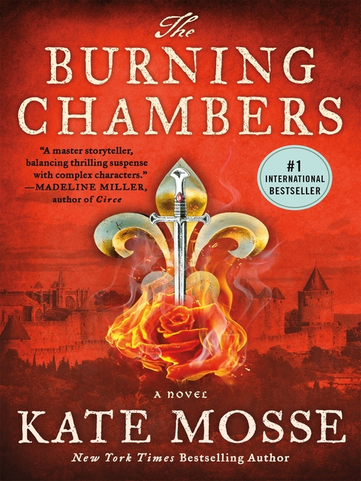 Cover image for The Burning Chambers