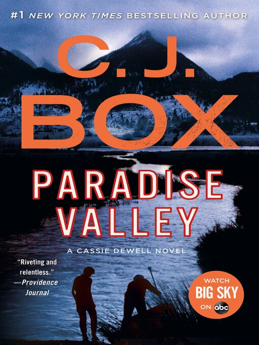 Title details for Paradise Valley by C.J. Box - Wait list