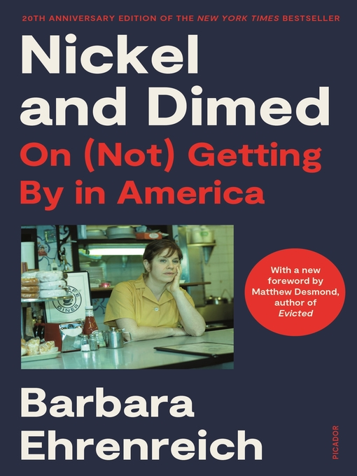 Title details for Nickel and Dimed by Barbara Ehrenreich - Available