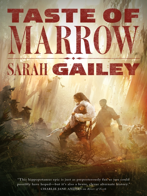 Title details for Taste of Marrow by Sarah Gailey - Wait list