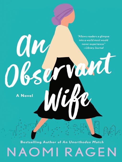 Title details for An Observant Wife by Naomi Ragen - Wait list