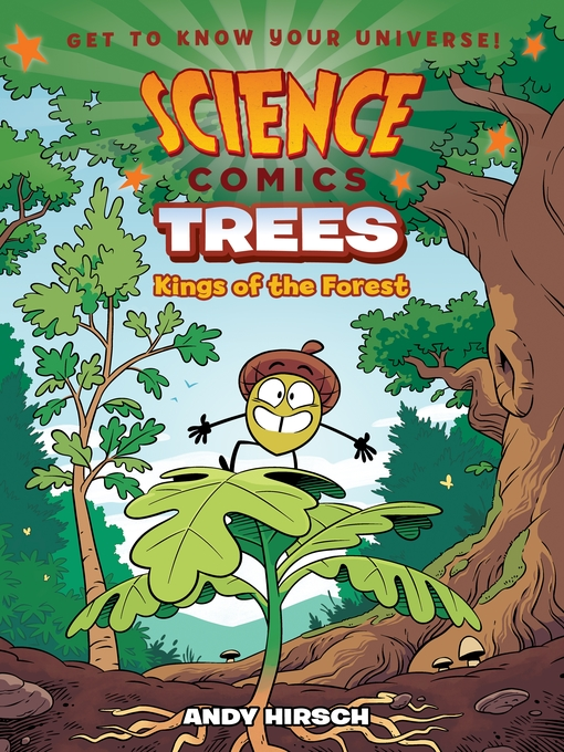 Title details for Science Comics: Trees by Andy Hirsch - Available