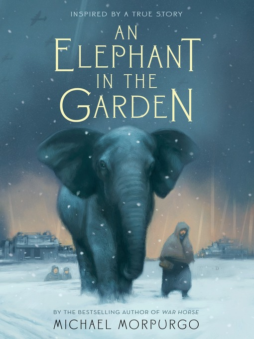 Cover image for An Elephant in the Garden
