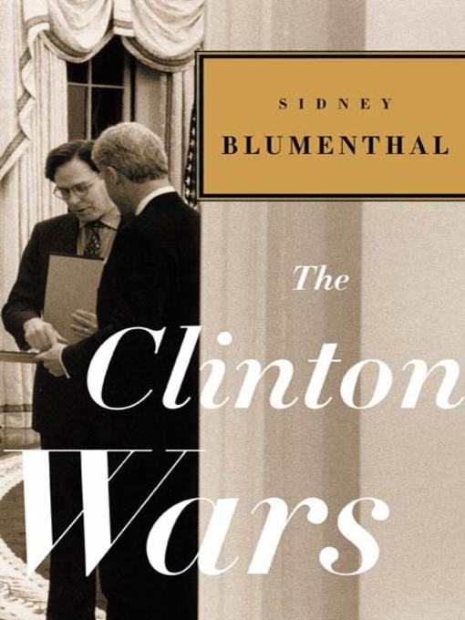 Cover of The Clinton Wars