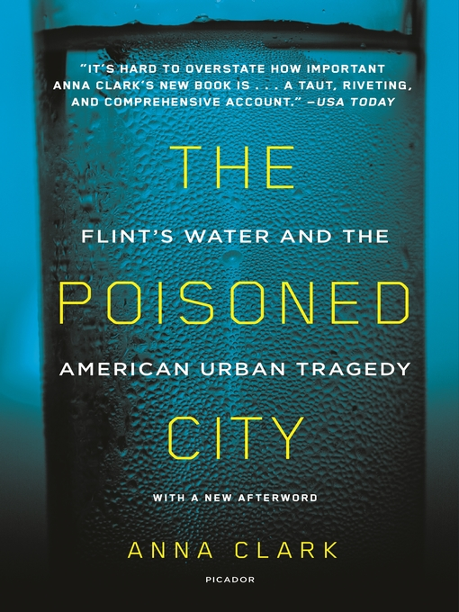 Title details for The Poisoned City by Anna Clark - Available
