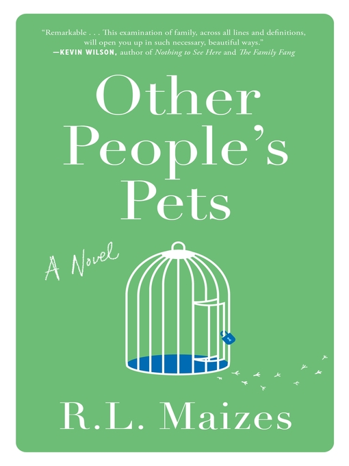 Title details for Other People's Pets by R.L. Maizes - Available