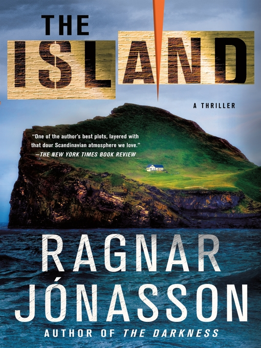 Title details for The Island by Ragnar Jonasson - Wait list