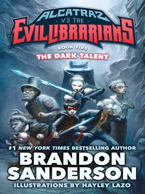 Title details for The Dark Talent by Brandon Sanderson - Available