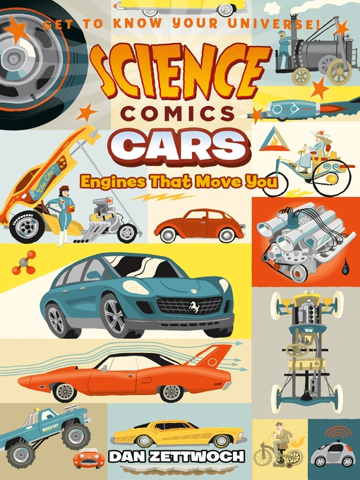 Title details for Science Comics: Cars by Dan Zettwoch - Available