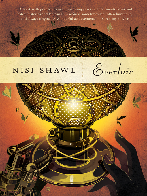 Title details for Everfair by Nisi Shawl - Wait list