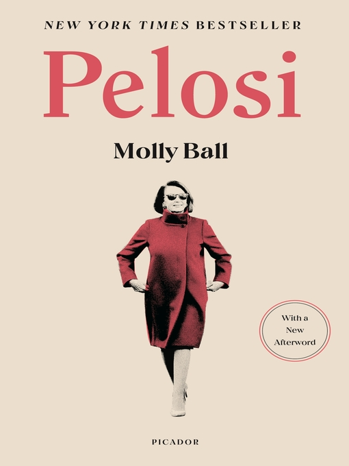 Title details for Pelosi by Molly Ball - Available