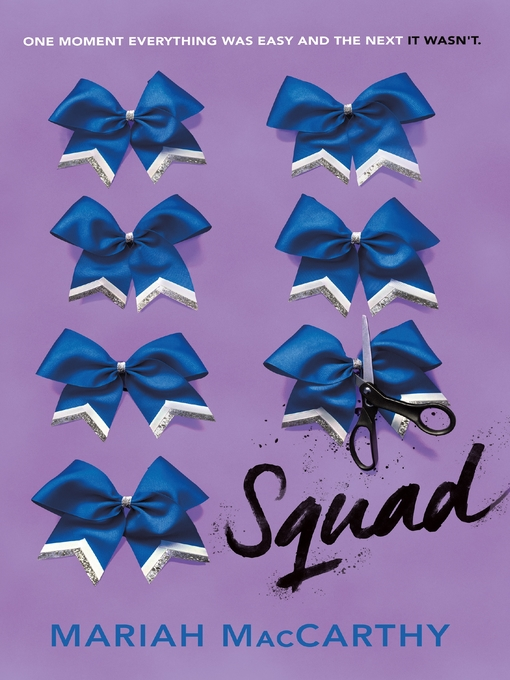 Title details for Squad by Mariah MacCarthy - Available
