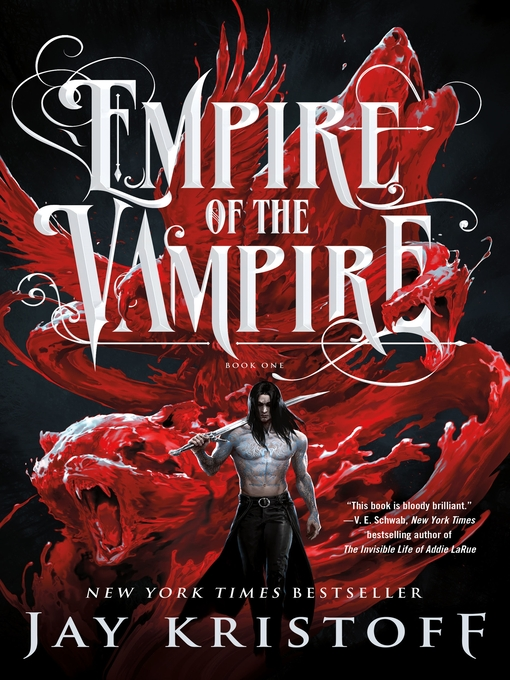 Title details for Empire of the Vampire by Jay Kristoff - Wait list