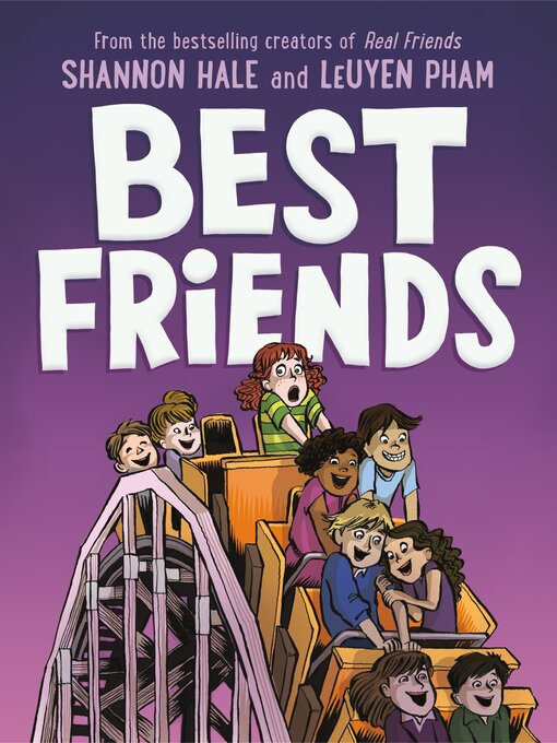 Title details for Best Friends by Shannon Hale - Available