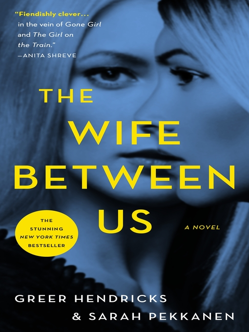 Cover of The Wife Between Us