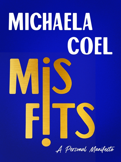 Title details for Misfits by Michaela Coel - Available