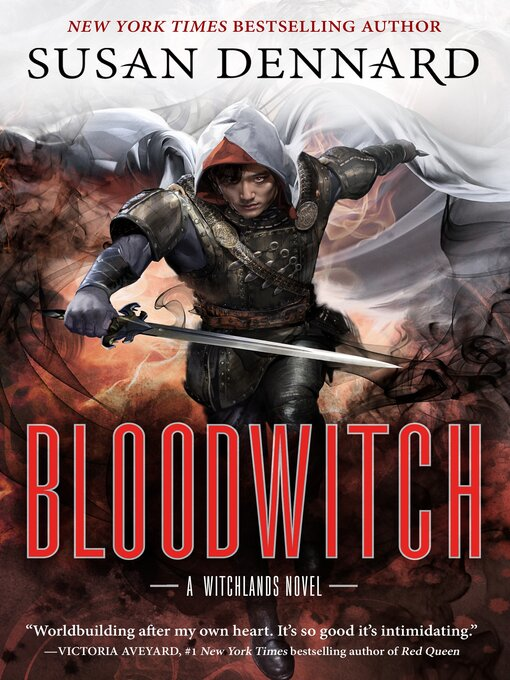 Title details for Bloodwitch by Susan Dennard - Available