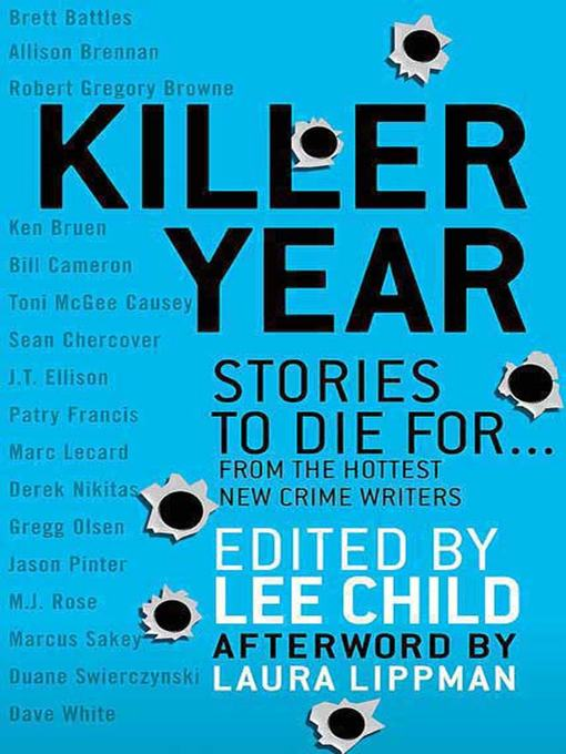 Title details for Killer Year by Lee Child - Wait list
