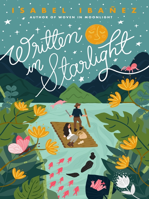 Cover image for Written in Starlight