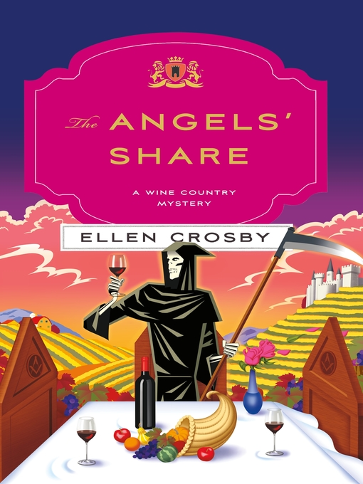 Title details for The Angels' Share by Ellen Crosby - Wait list