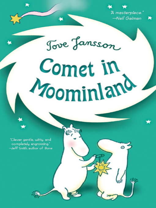 Title details for Comet in Moominland by Tove Jansson - Available