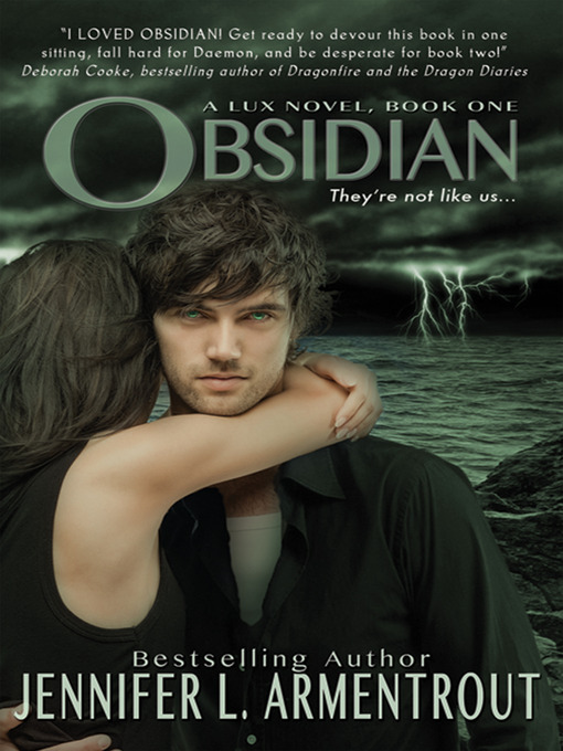 Title details for Obsidian by Jennifer L. Armentrout - Available