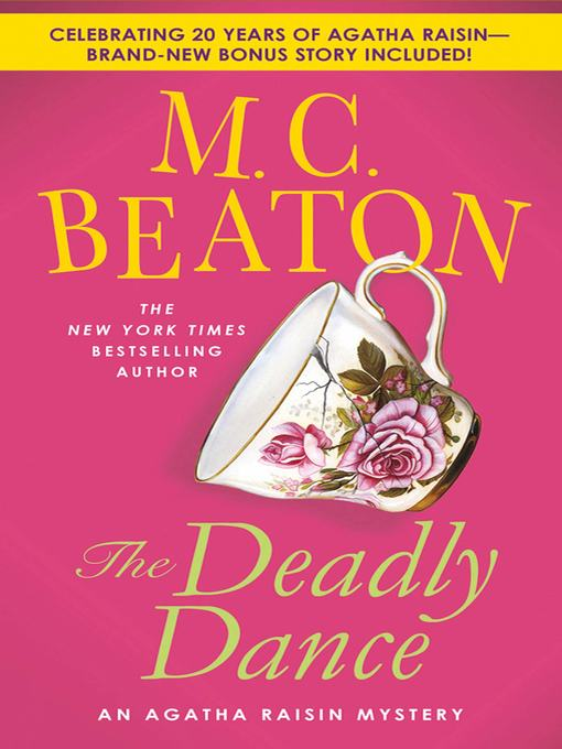 Title details for The Deadly Dance by M. C. Beaton - Wait list