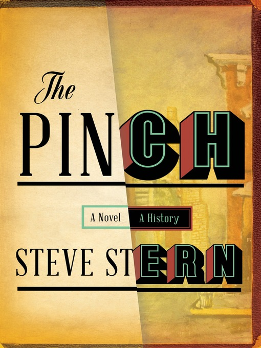 Title details for The Pinch by Steve Stern - Wait list