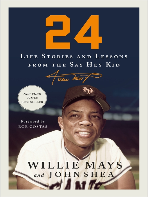 Title details for 24 by Willie Mays - Available