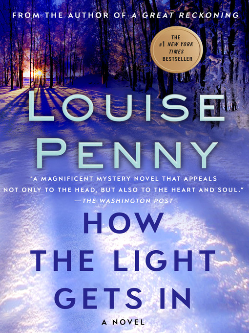 Title details for How the Light Gets In by Louise Penny - Wait list