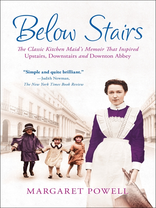 Title details for Below Stairs by Margaret Powell - Available
