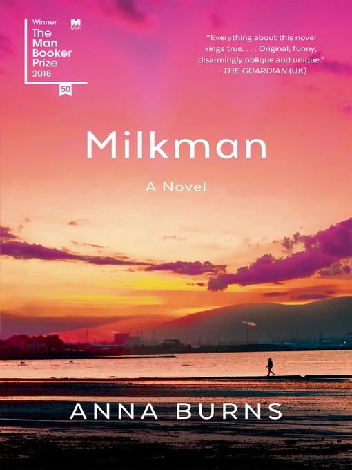 Title details for Milkman by Anna Burns - Wait list