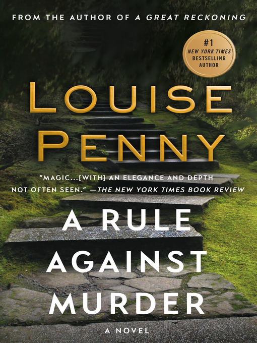 Title details for A Rule Against Murder by Louise Penny - Wait list