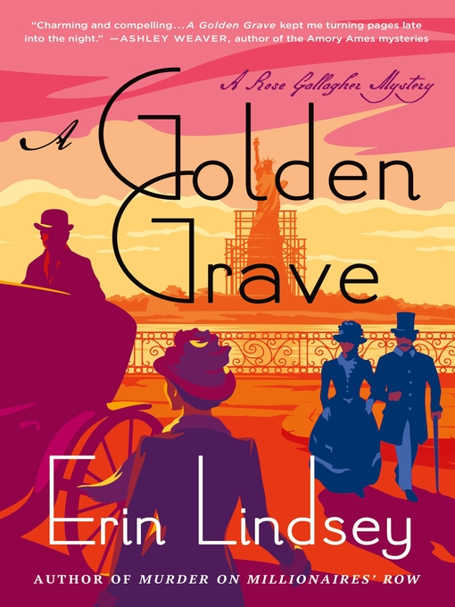 Title details for A Golden Grave by Erin Lindsey - Available