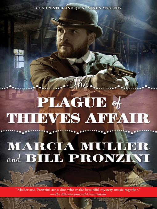 Title details for The Plague of Thieves Affair by Marcia Muller - Available
