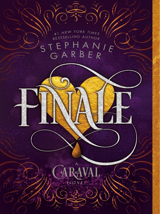 Title details for Finale by Stephanie Garber - Wait list