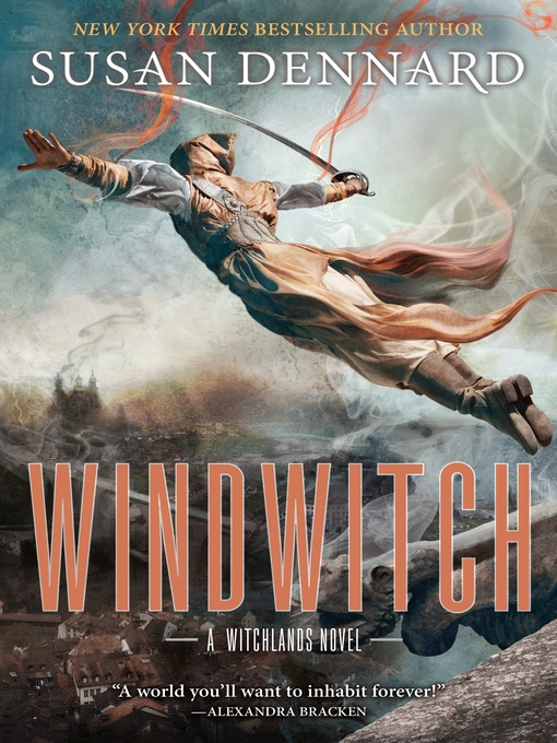 Cover of Windwitch