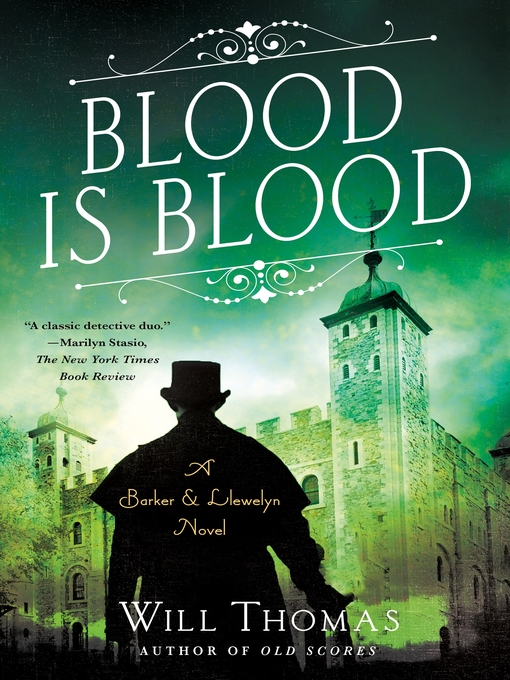 Title details for Blood Is Blood by Will Thomas - Wait list