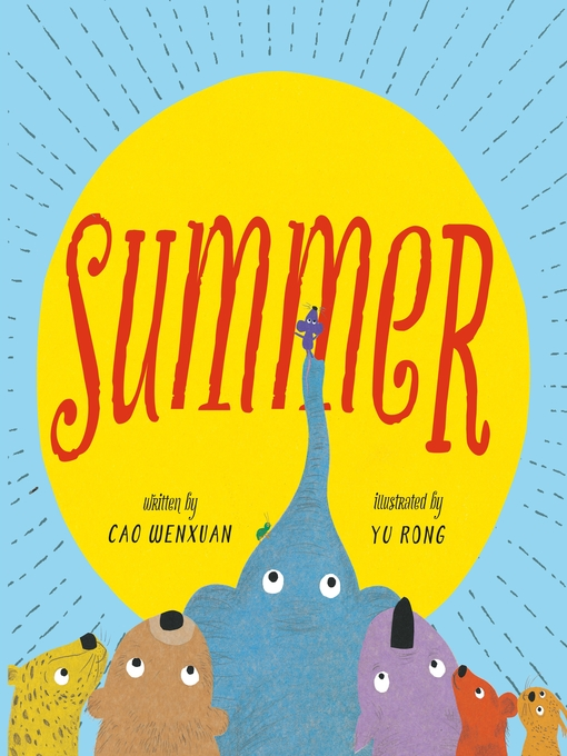 Title details for Summer by Cao WenXuan - Wait list