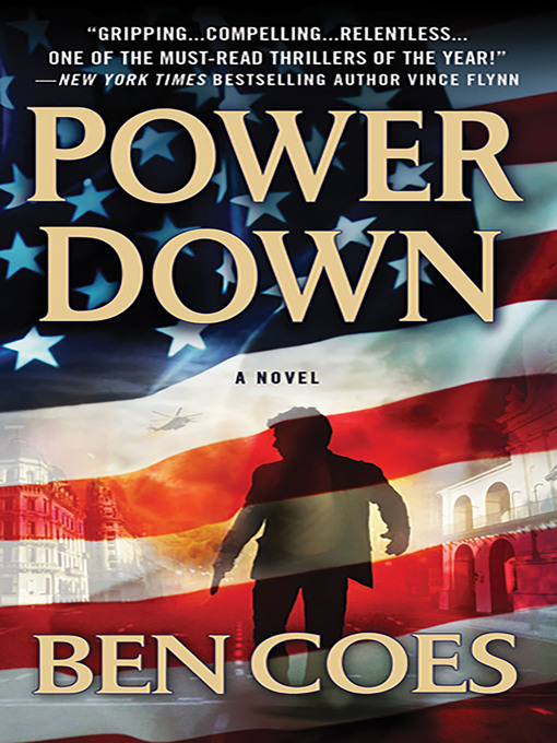 Title details for Power Down by Ben Coes - Wait list