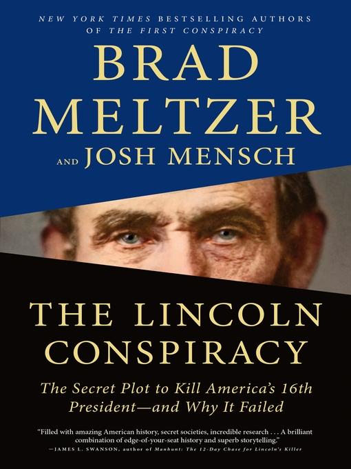 Title details for The Lincoln Conspiracy by Brad Meltzer - Wait list