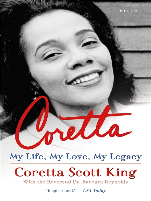 Title details for Coretta by Coretta Scott King - Available