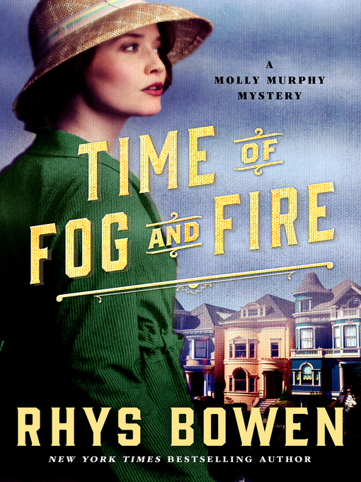 Title details for Time of Fog and Fire by Rhys Bowen - Wait list