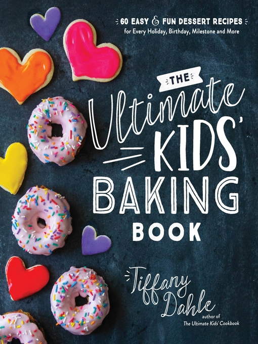 Cover image for The Ultimate Kids' Baking Book