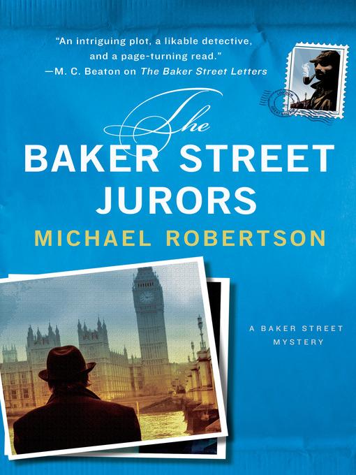 Title details for The Baker Street Jurors by Michael Robertson - Wait list